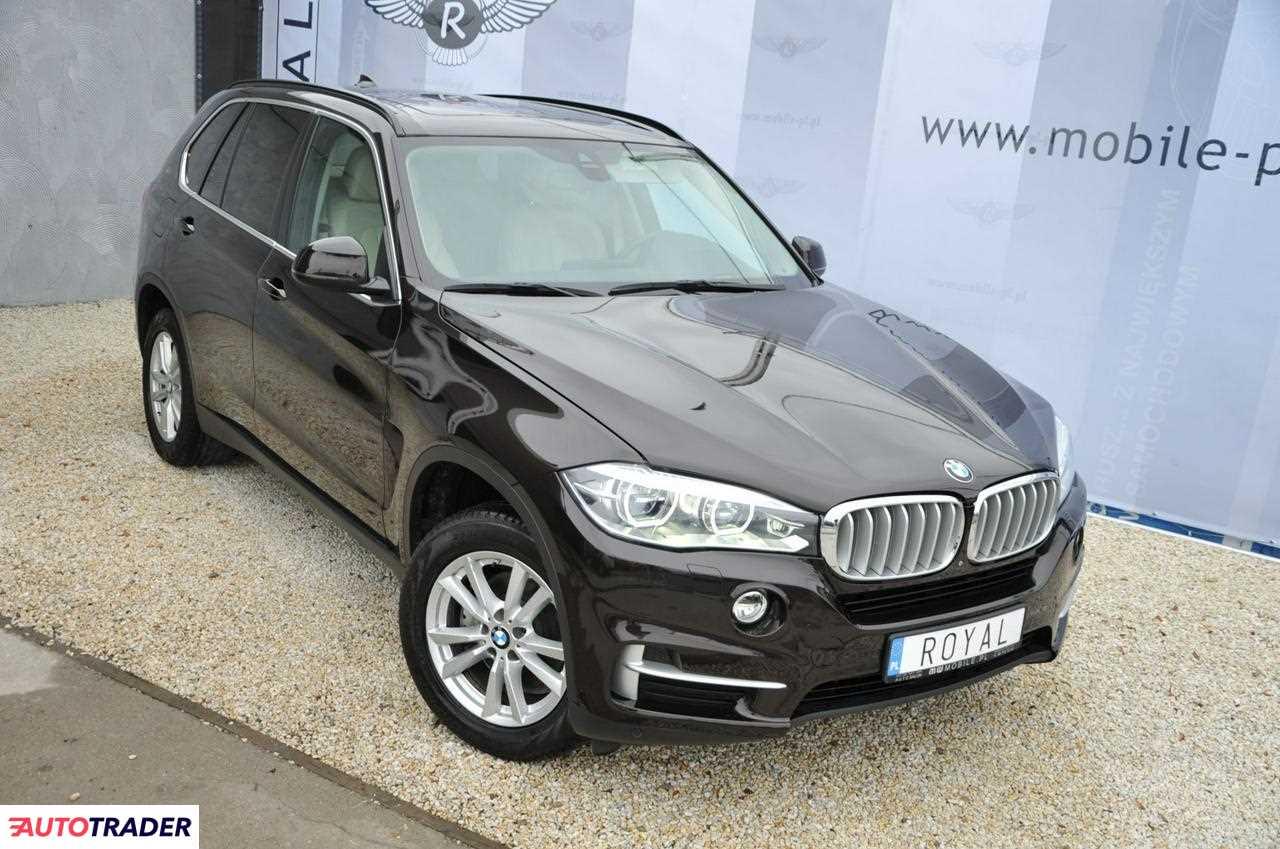BMW X5 2014 3 258 KM