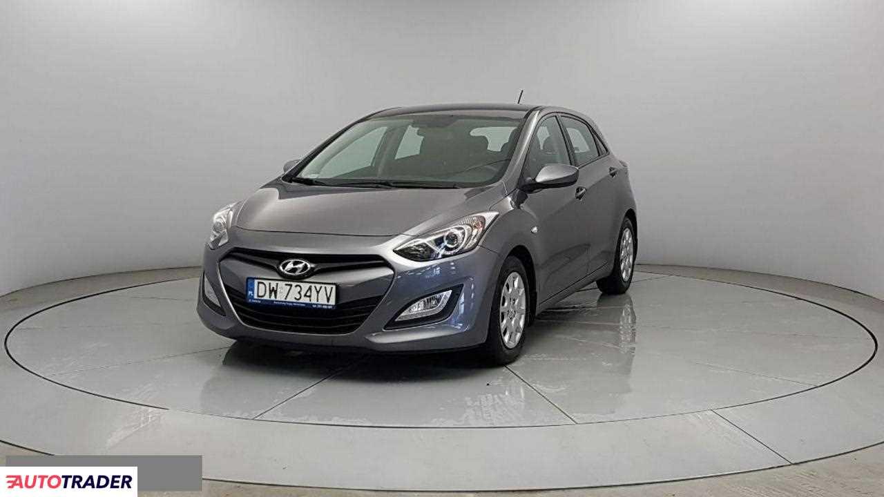Hyundai i30 2015 1.6 110 KM