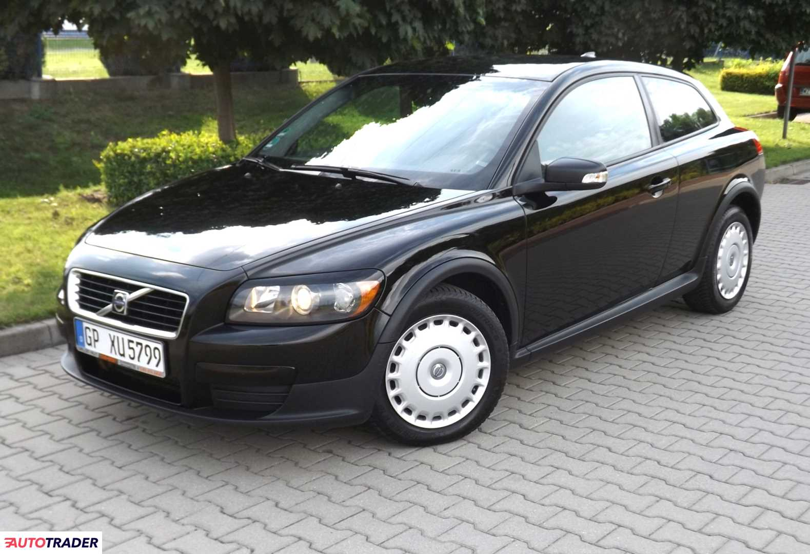 Volvo C30 2008 2.0 135 KM