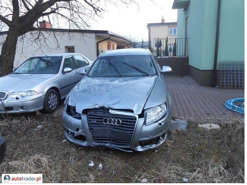 Audi A6 2010 2.7 190 KM