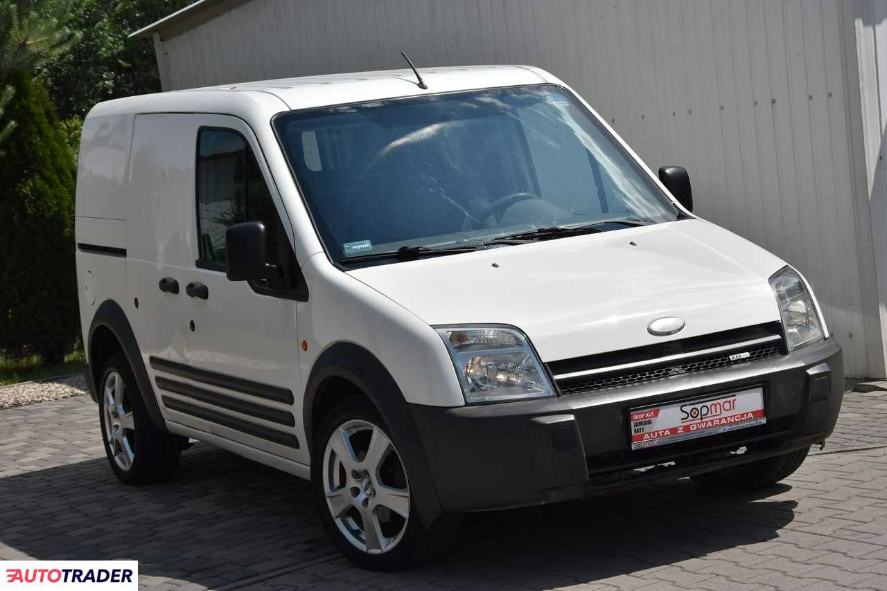Ford Transit Connect 2003 1.8
