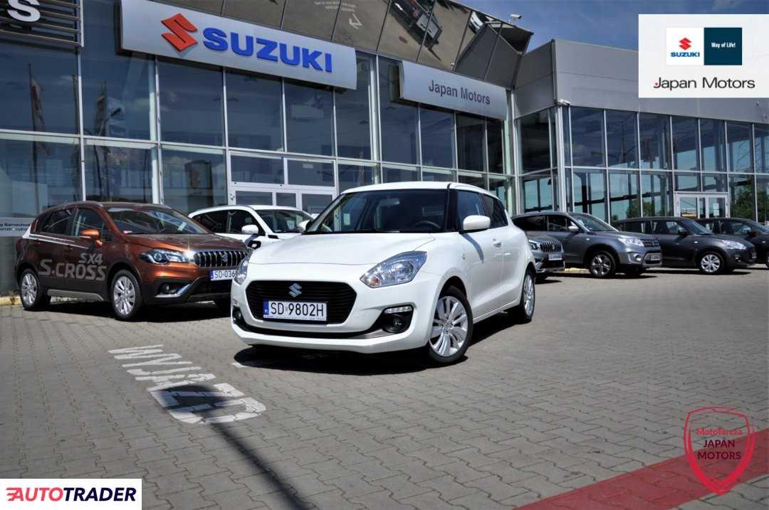 Suzuki Swift 2019 1.2 90 KM