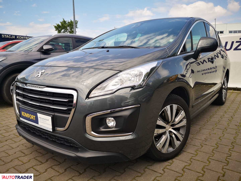 Peugeot 3008 2014 1.6 115 KM