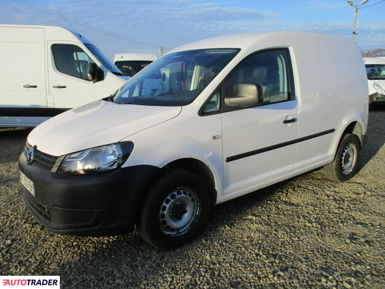 Volkswagen Caddy 2012 2