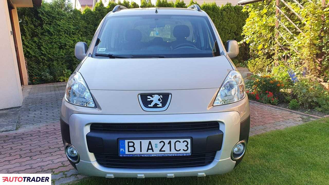 Peugeot Partner 2010 1.6 110 KM