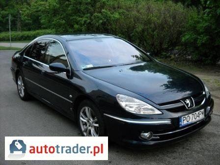 Peugeot 607 2005 2.2 136 KM