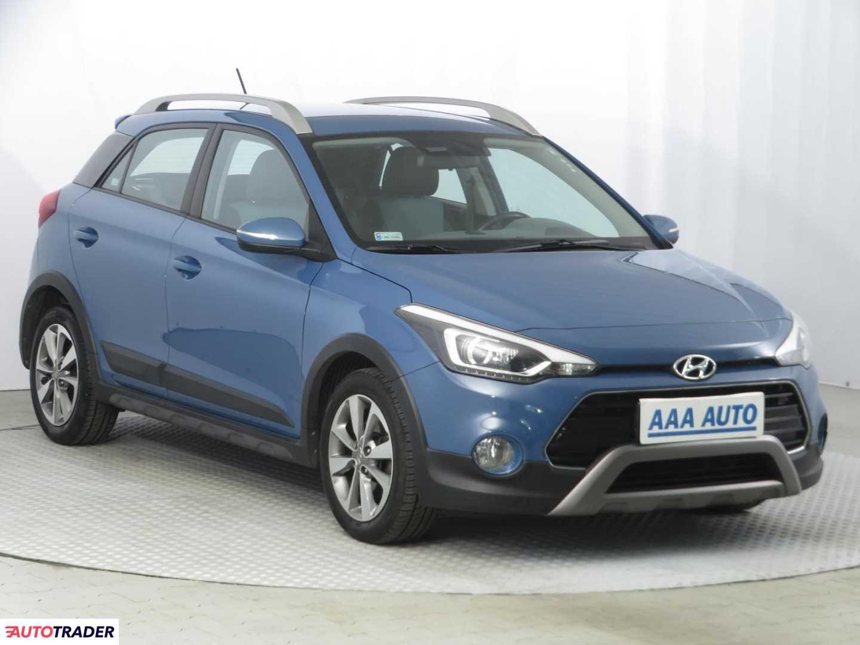 Hyundai i20 2016 1.0 99 KM