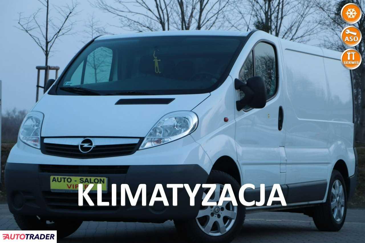 Opel Vivaro 2014 2