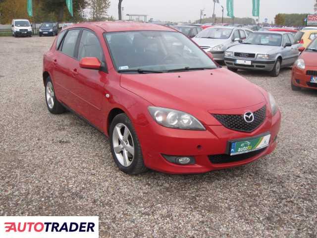 Mazda 3 2004 1.6