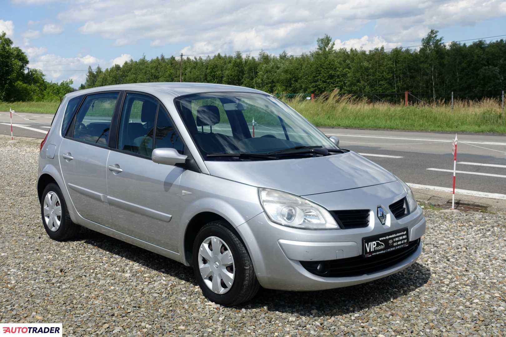 Renault Scenic 2008 1.6 105 KM