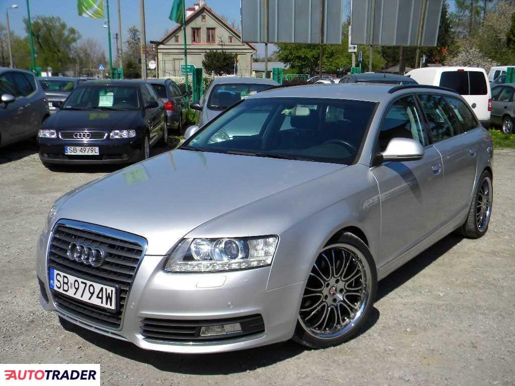 Audi A6 2010 2.0 170 KM