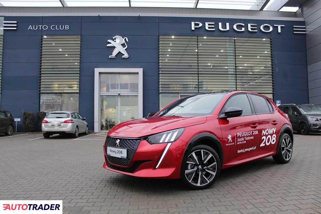 Peugeot 208 2019 1.2 100 KM