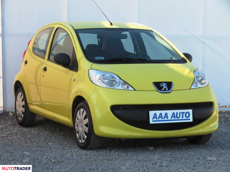 Peugeot 107 2007 1.0 67 KM