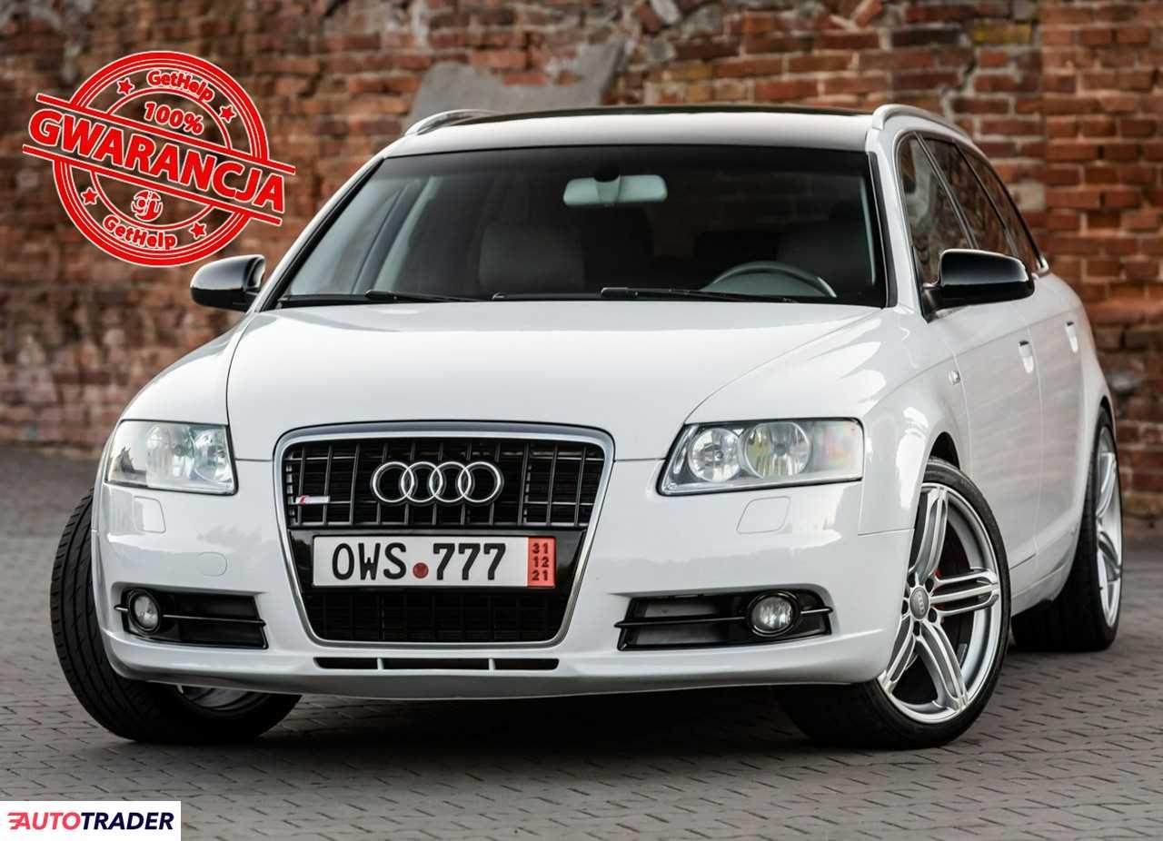 Audi A6 2008 2 170 KM