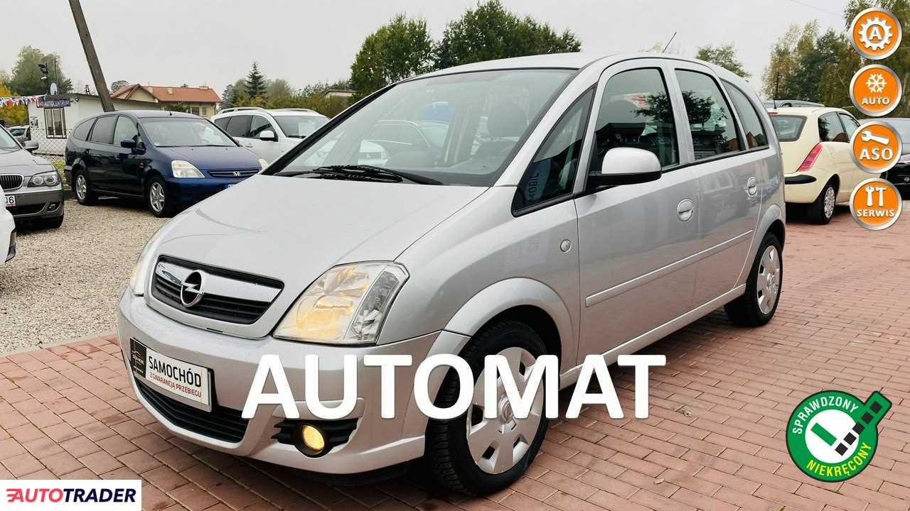 Opel Meriva 2008 1.6 105 KM