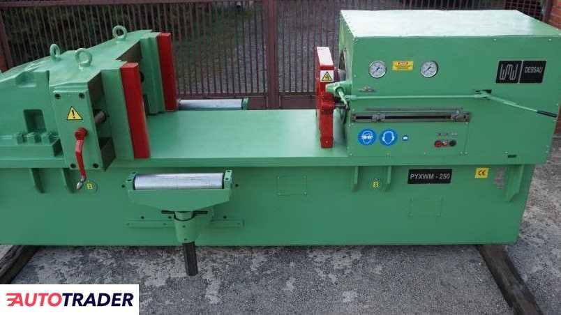 Prasa hydrauliczna pozioma PYXWM 250 Ton