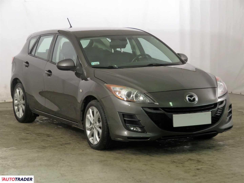 Mazda 3 2010 2.0 147 KM
