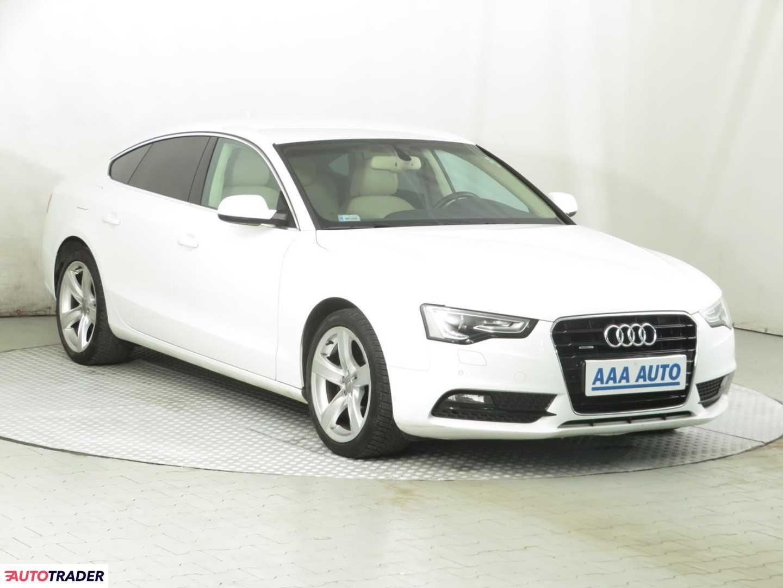 Audi A5 2014 2.0 207 KM
