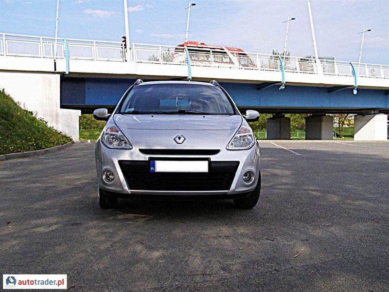 Renault Clio 2011 1.2 101 KM