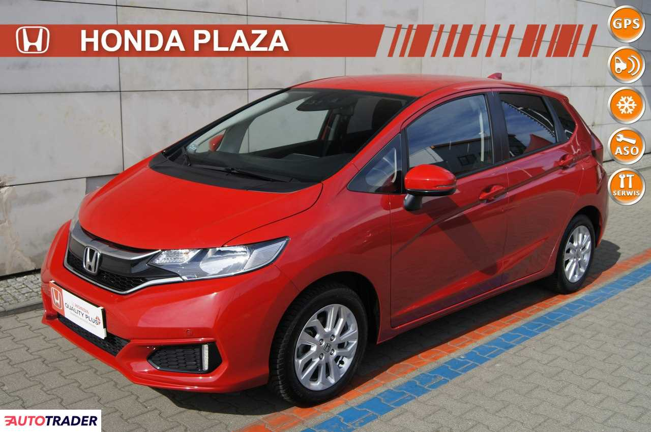 Honda Jazz 2019 1.3 102 KM