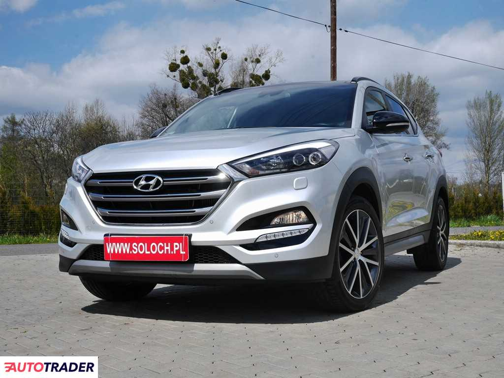 Hyundai Tucson 2018 2 136 KM