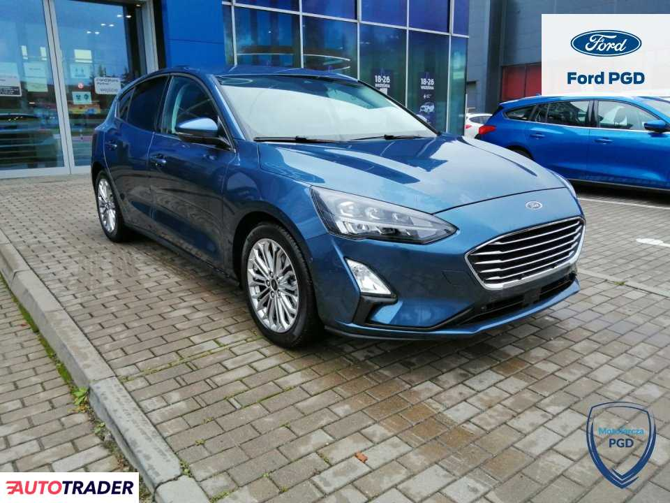 Ford Focus 2019 2.0 150 KM