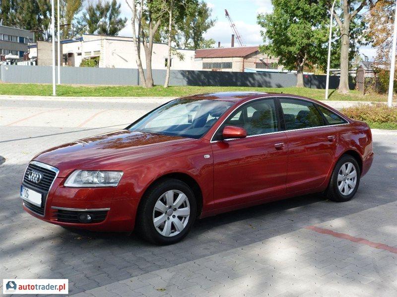 Galeria Audi A6 3 0 2005 R 3 0 Diesel 224 Km 2005r