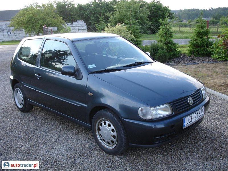 Volkswagen Polo 1999 1.9