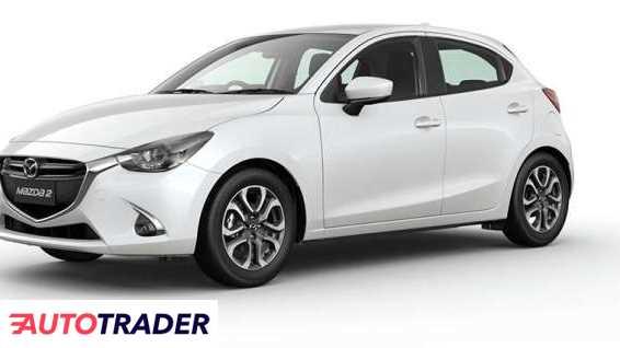 Mazda 2 2018 1.5 75 KM