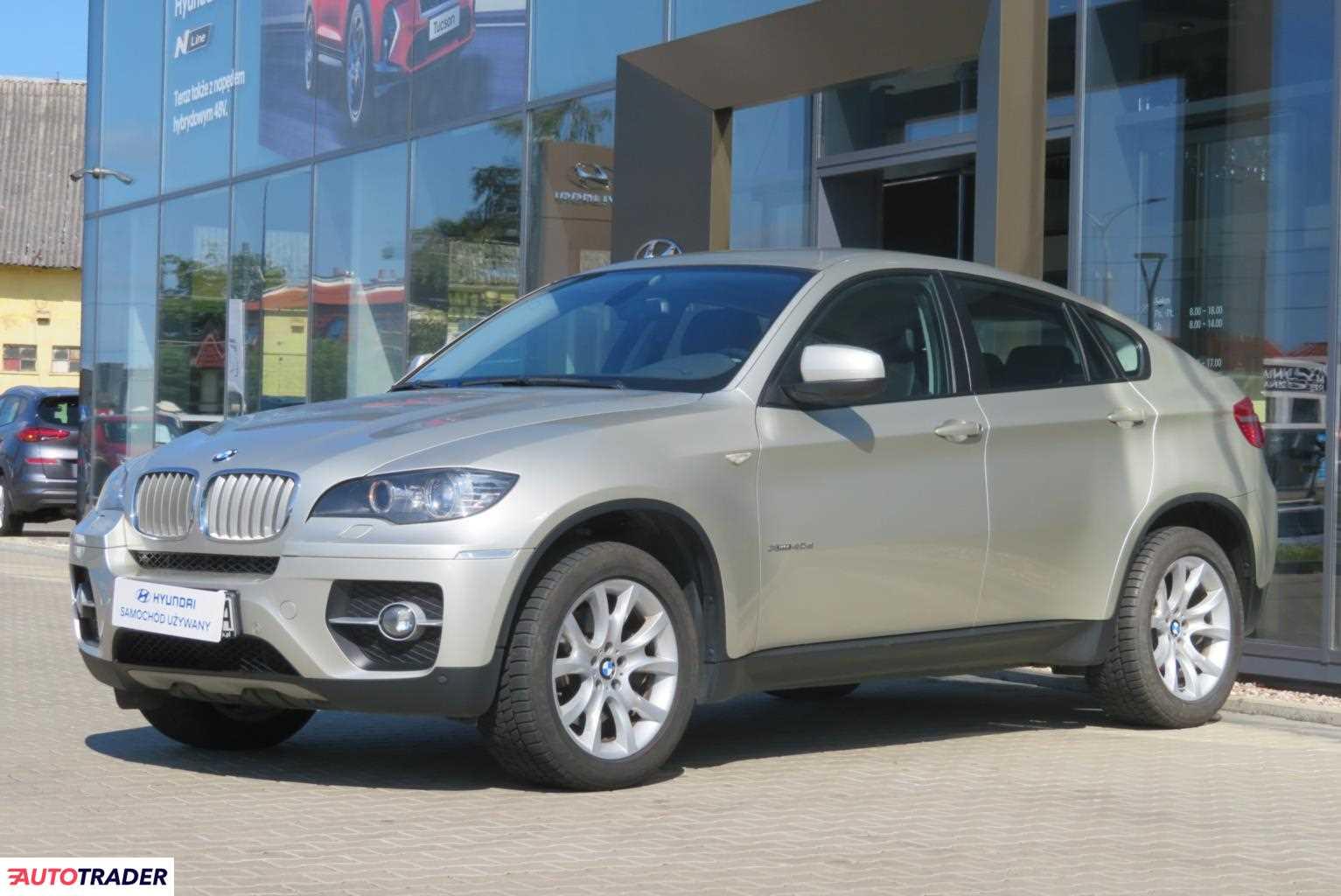 BMW X6 2011 3.0 306 KM