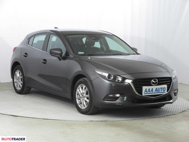 Mazda 3 2017 2.0 118 KM