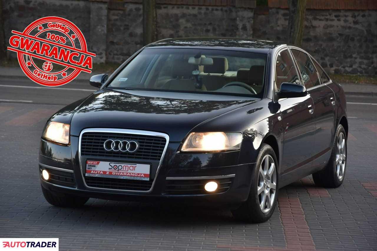 Audi A6 2006 2 140 KM