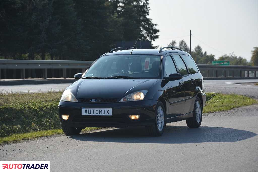 Ford Focus 2005 1.8 101 KM