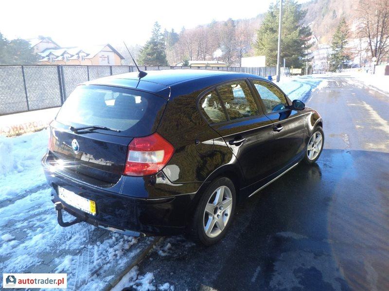 BMW 120 2005 2.0 163 KM