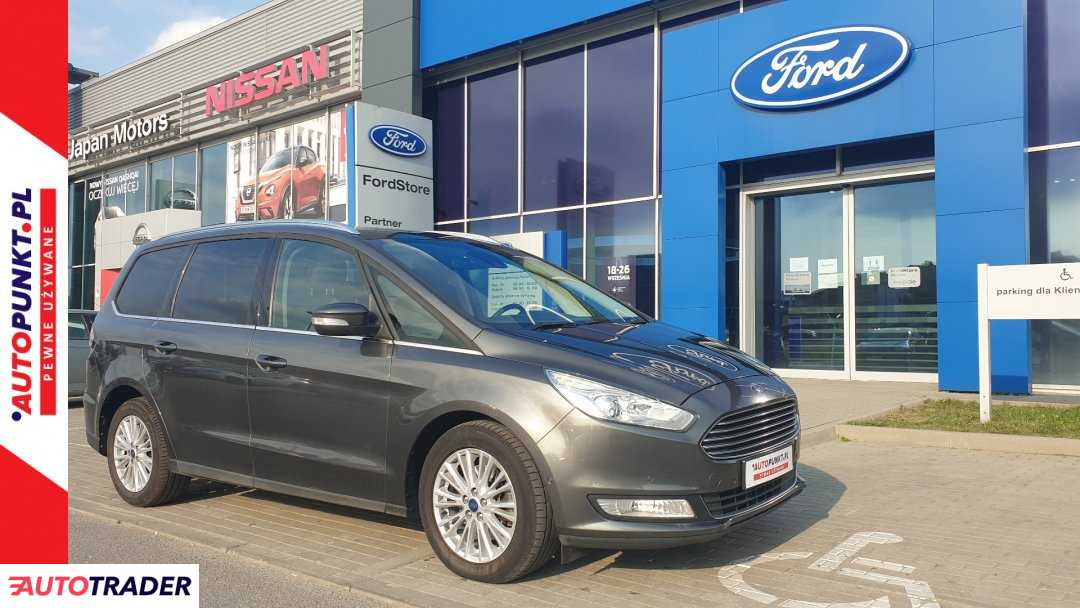 Ford Galaxy 2016 2 150 KM