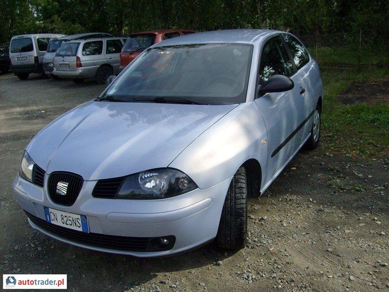 Seat Ibiza 2004 1.4 75 KM