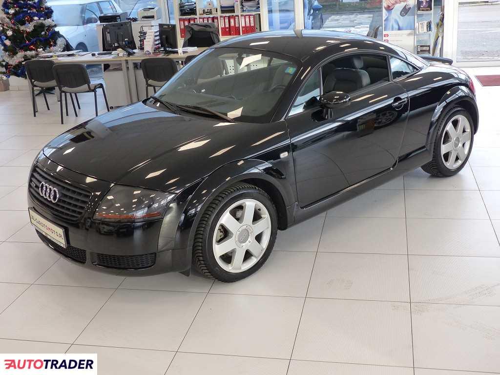 Audi TT 2001 1.8 225 KM
