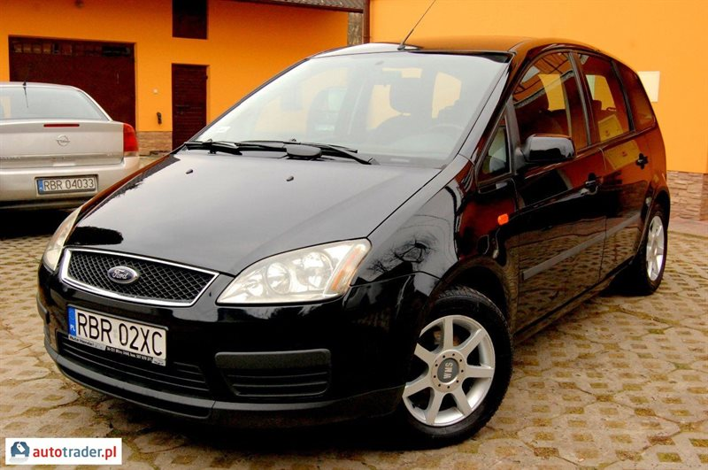 Ford C-MAX 2004 hatchback 1.6 110 KM