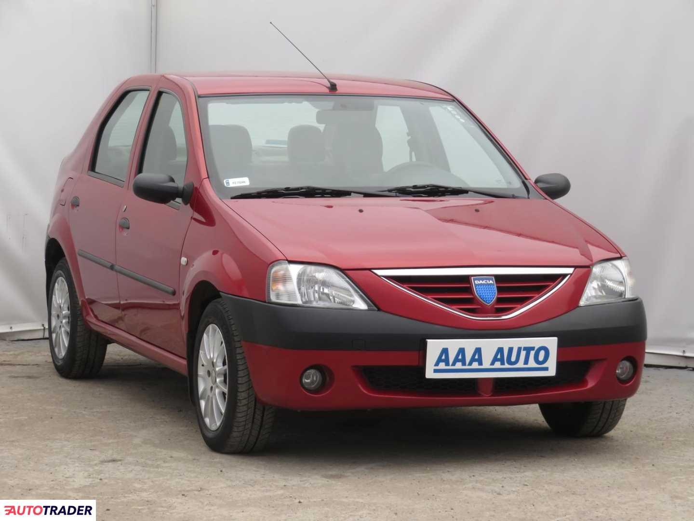 Dacia Logan 2008 1.4 73 KM