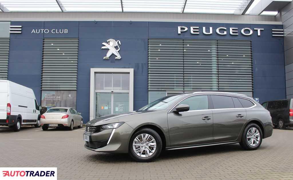 Peugeot Pozostałe 2019 1.5 130 KM