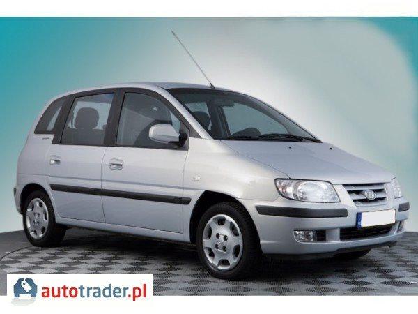 Hyundai Matrix 2004 1.6