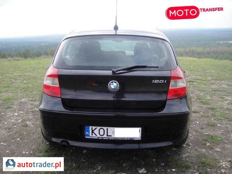 BMW 120 2004 hatchback 2.0 150 KM