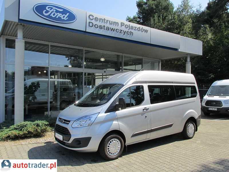 Ford Pozostałe 2015 2.2 125 KM