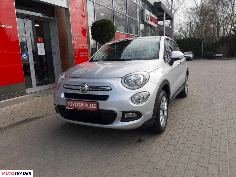Fiat 500 2016 1.6 110 KM
