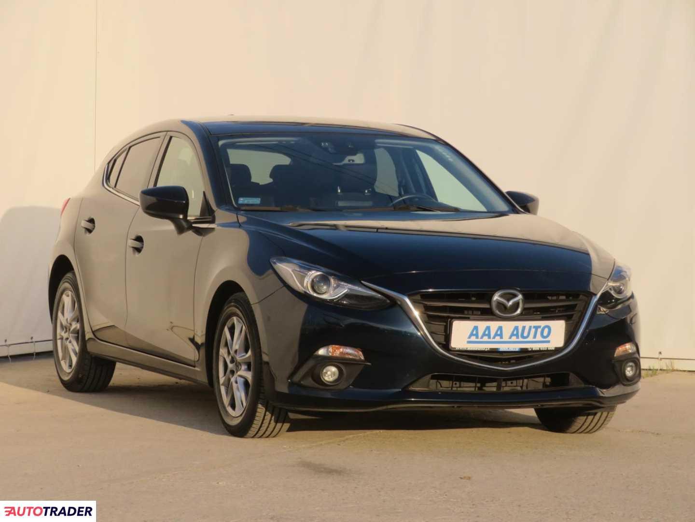 Mazda 3 2014 2.0 118 KM