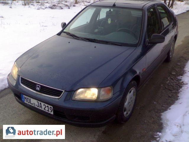 Honda Civic 1995 1.4 90 KM
