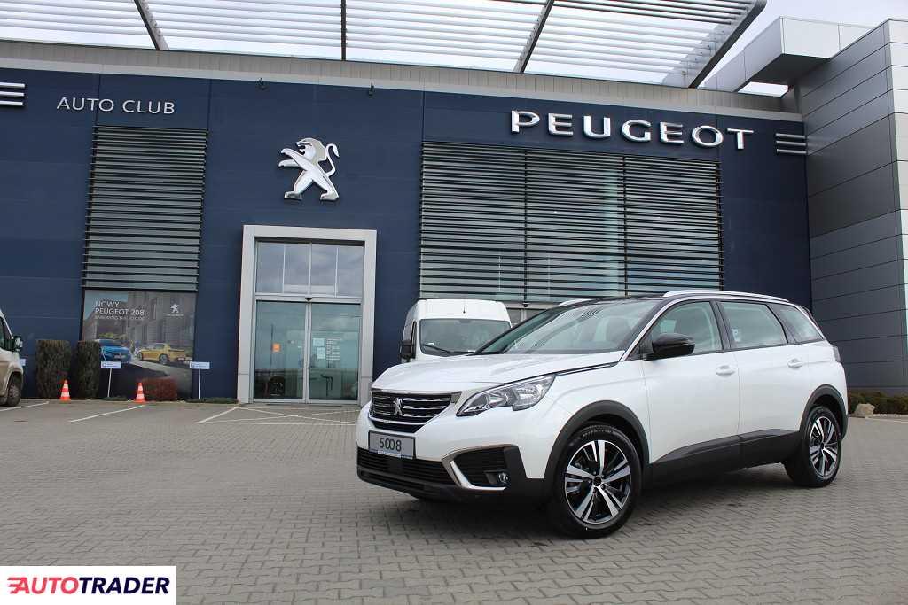 Peugeot 5008 2019 1.2 130 KM