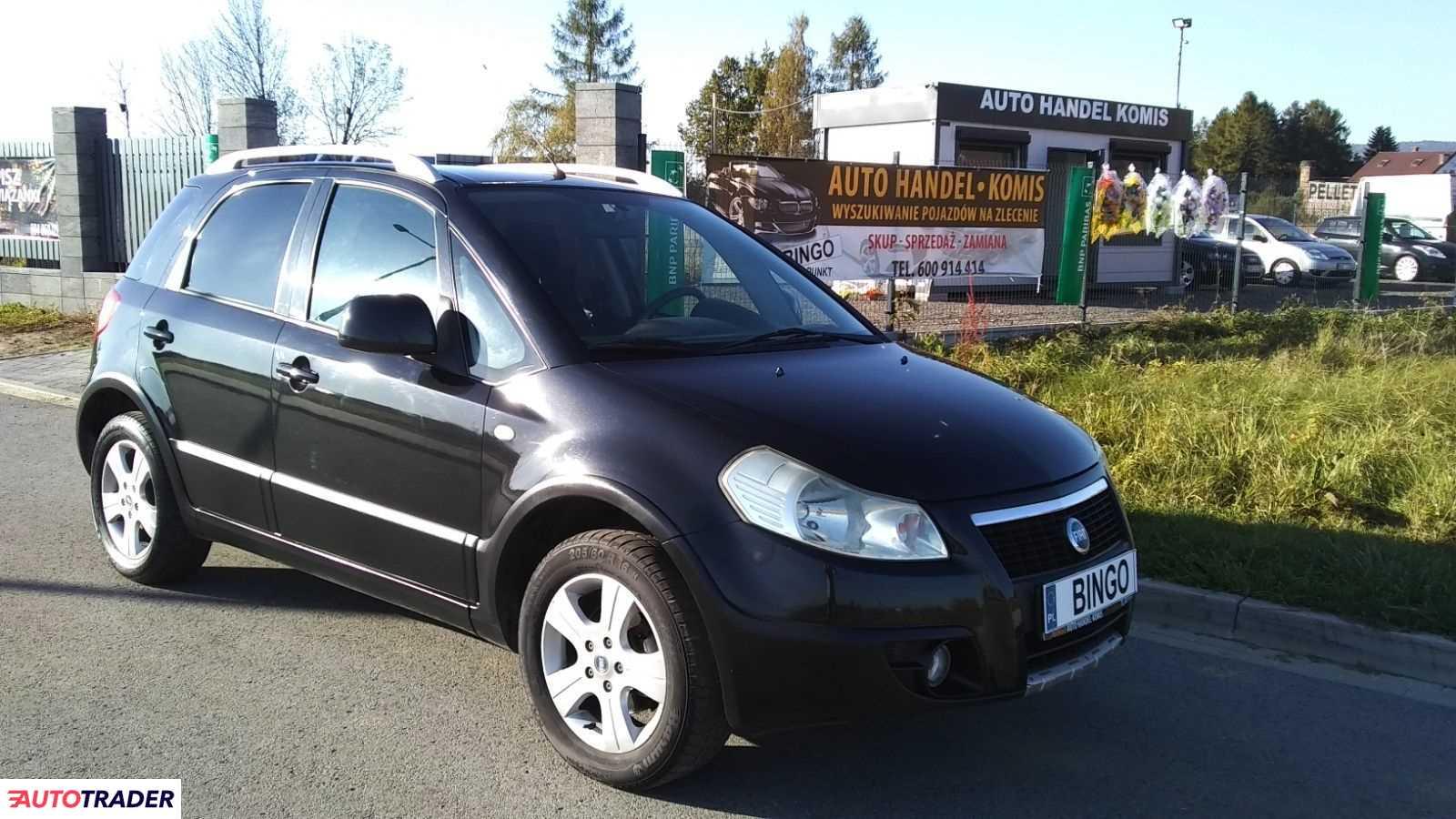 Fiat Sedici 2007 1.6 107 KM