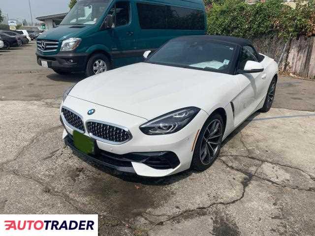 BMW Z4 2019 2