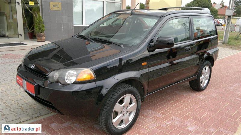 Honda HR-V 1999 1.6 77 KM